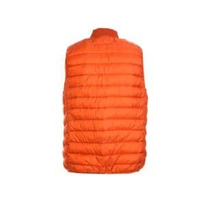 Ανδρικό ανοιξιάτικο γιλέκο πορτοκαλί