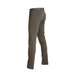 Ανδρικό παντελόνι chino χακί
