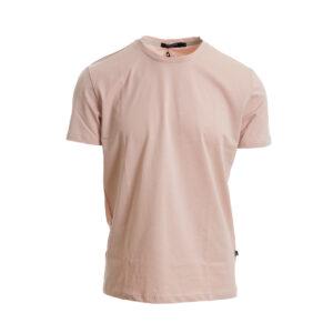 Aνδρική μπλούζα ροζ SS21