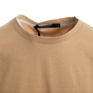 Aνδρική μπλούζα κάμελ SS21