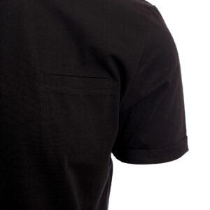 Aνδρική μπλούζα μαύρη  SS21