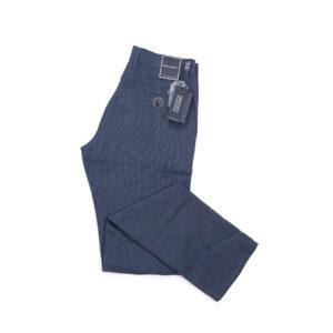 Ανδρικό παντελόνι chino λινό