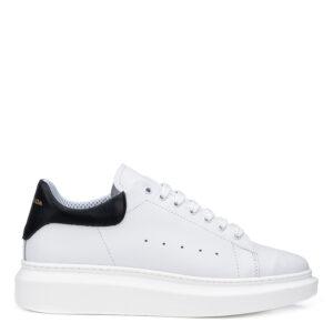 Ανδρικό παπούτσι λευκό sneaker