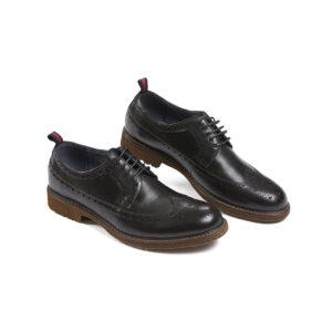 Ανδρικό παπούτσι oxfrord μαύρο