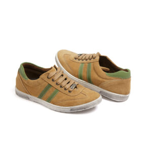 Aνδρικό παπούτσι δερμάτινο ταμπά